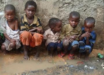 anak-anak di somalia