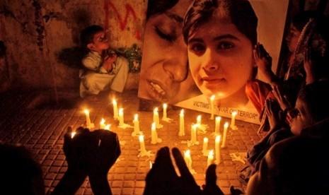 Taliban: Malala Pantas Mati