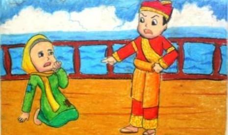 Kisah Anak Durhaka Kepada Orang Tua