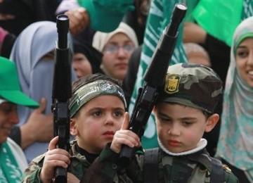 1.197 Bayi Palestina Lahir selama 8 Hari Agresi Israel