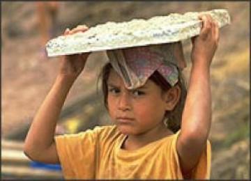 Anak  harus bekerja membantu orang tua, menjadi salah satu penyebab putus sekolah/ilustrasi