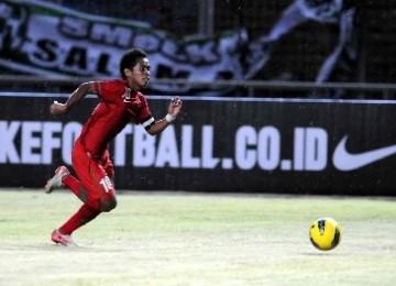 Indonesia Habisi Singapura, 1-0