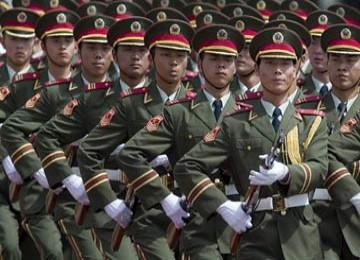 Cina Diprediksi Jor-joran Anggaran Militer   Republika Online