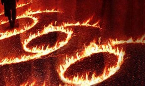 Angka yang disebut-sebut bersimbol setan