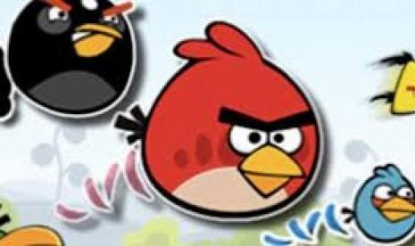 Serial Kartun 'Angry Birds' Siap Tayang