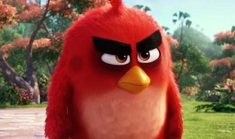 Film Sekuel Angry Birds akan Dirilis 2019