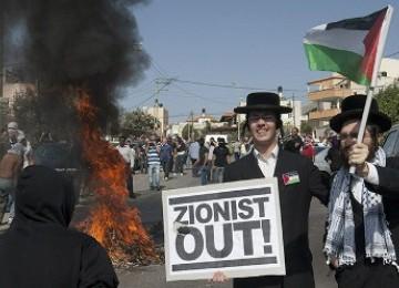 Jaringan Zionis di Rumah Setan