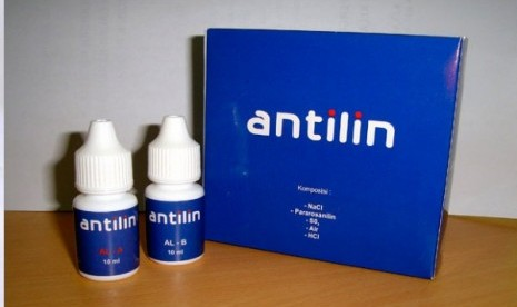 Antilin, Cara Praktis Memeriksa Formalin di Makanan