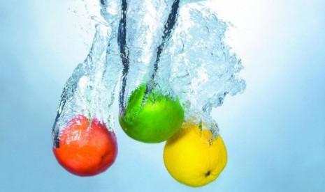 Apel dan lemon