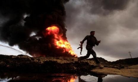 ISIS Serukan Perang Habis-habisan Saat Ramadhan