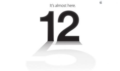 Benarkah iPhone 5 Meluncur 12 September?