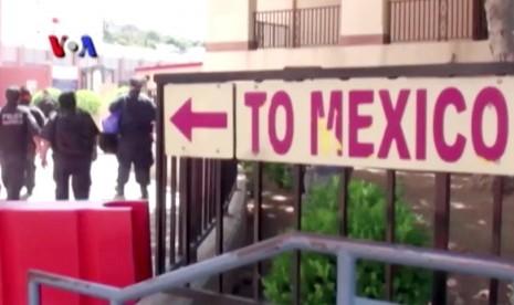 Demokrat Tolak Uang Rakyat AS Dipakai Trump Danai Tembok Perbatasan Meksiko