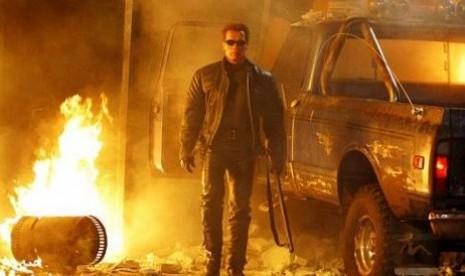 Dua Sekuel 'Terminator Genisys' Dirilis 2017 dan 2018