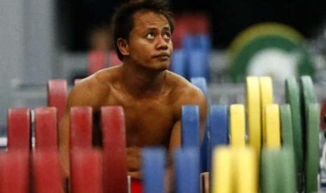 Atlet angkat besi Jadi Setiadi akan tampil di kelas 56 kilogram di Olimpiade London 2012.