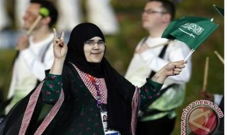 Alhamdulillah, Pejudo Saudi Diizinkan Kenakan Jilbab