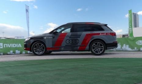 Mobil Otonom Audi akan Dilengkapi Artificial Intelligence