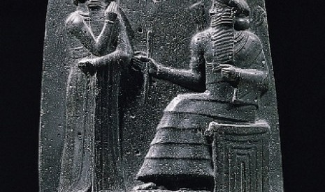 Bagian prasasti Hammurabi