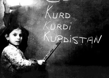 Bahasa Kurdi (ilustrasi).