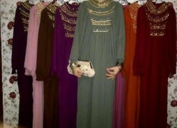 Baju Muslim Bentuk Syahrini Dari Kaos - NewsViva