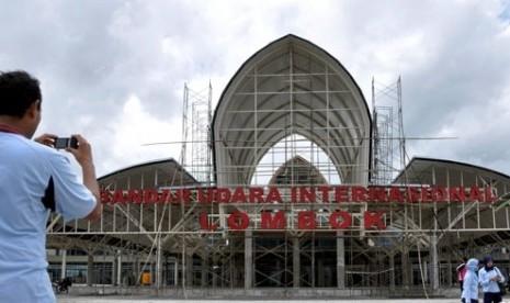 Bandara Lombok Ditutup Malam Ini demi Keamanan Penerbangan