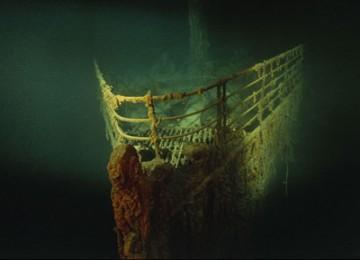 Bangkai kapal Titanic