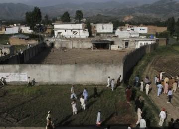 Bantu CIA Temukan Bin Ladin, Pakistan Vonis Seorang Dokter