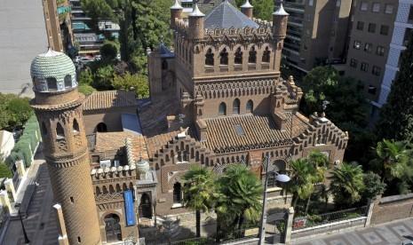 Bangunan di Alcala de Henares