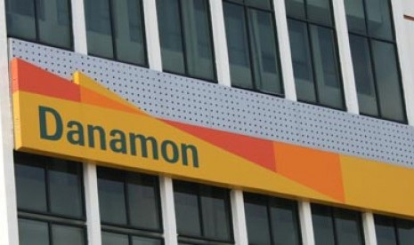 Bank Danamon (ilustrasi).