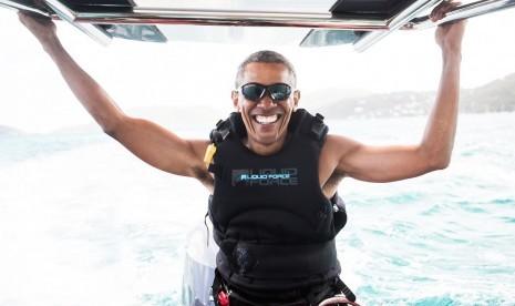 Obama akan Kembali Tampil Dihadapan Publik