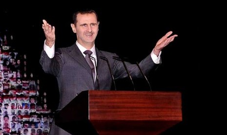 Amerika Kutuk Pidato Assad