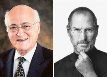 Bassa Jandali dan Steve Jobs Jandali