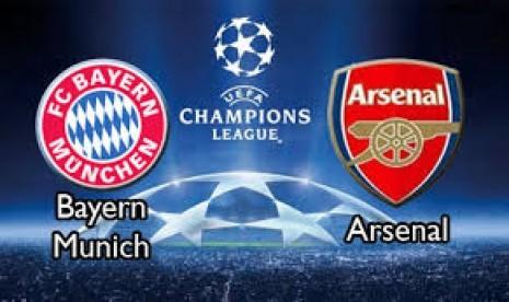 Bayern Muenchen vs Arsenal