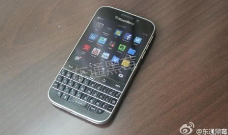 Blackberry Akan Rilis Desain Klasik, Ini Bocorannya