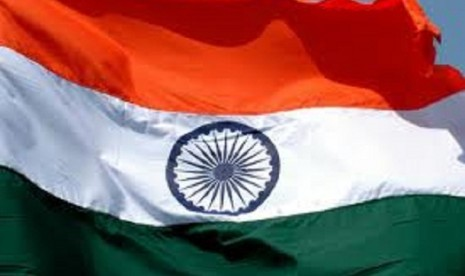 Bendera India (Ilustrasi).