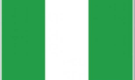Bendera Nigeria (ilustrasi)