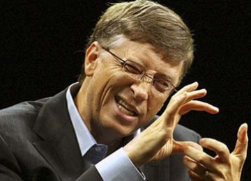 Forbes: Bill Gates Orang Terkaya di AS