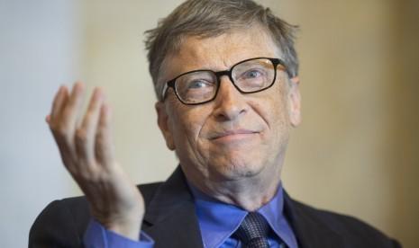 Bill Gates Kembali Jadi Orang Terkaya di Dunia