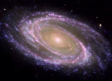 Ini Dia Cara Astronom Tahu Bentuk Galaksi Bimasakti
