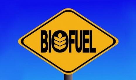 Biofuel (ilustrasi)