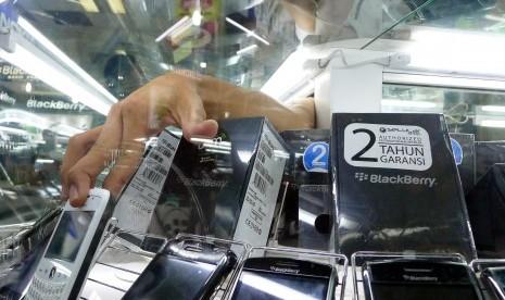 BlackBerry 'BM' Ternyata Barang Rongsokan