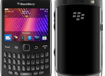 Garap Pasar CDMA, RIM Segera Pasarkan Blackberry Curve 9350 Sedona