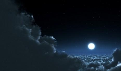 1 September Bulan akan Berwarna Biru