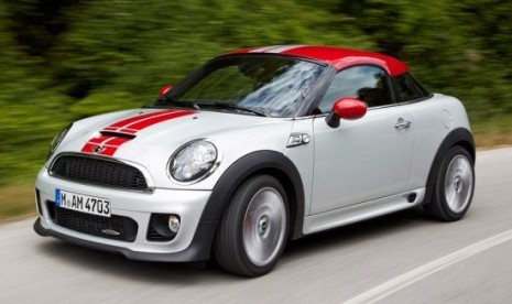 BMW Rilis Mini Cooper S Coupe