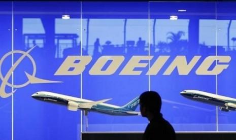 Boeing (Ilustrasi)