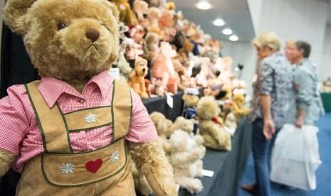 Kembalinya Boneka Beruang ke Mosul