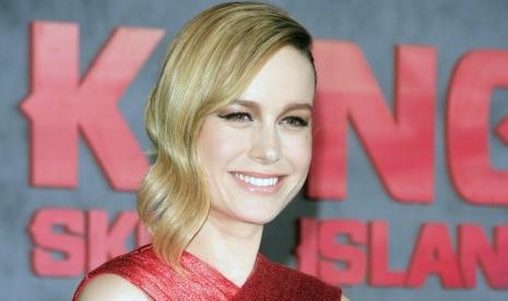 Brie Larson Bintangi Film Capres Perempuan AS Pertama