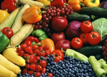 Buah dan sayuran banyak mengandung gizi yang bermanfaat/ilustrasi.