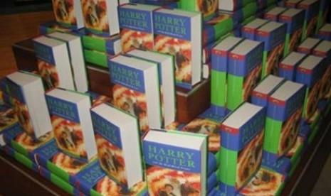 Horee Ensiklopedia Harry Potter Sedang Dibuat