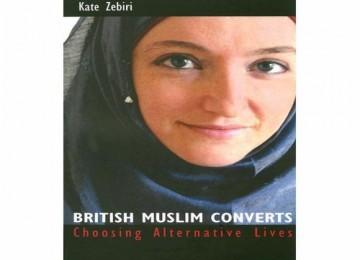 Buku tentang para mualaf di Inggris
