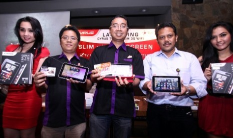 Bundling Cyrus TV Pad dengan TelkomselFlash
